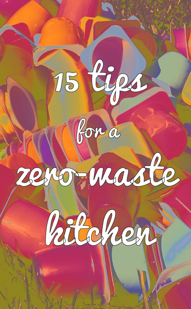 Zero-waste kitchen