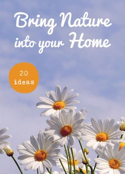 Bring nature into your home ebook
