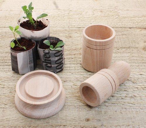 seedling paper potter