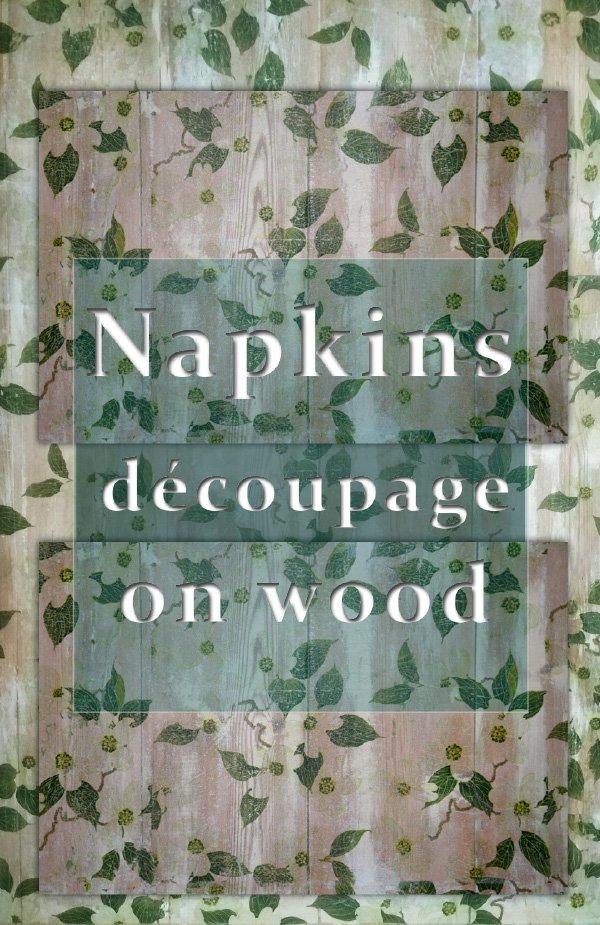 Napkins-decoupage-on-wood