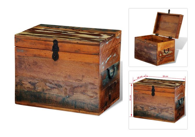 handmade storage box