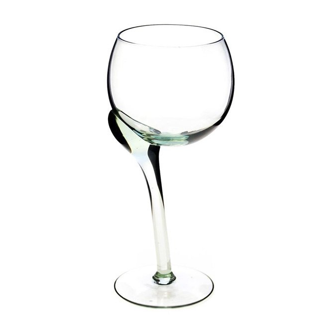 wineglasses recycled glass