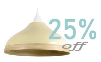Wave-custard-cream-bamboo-lampshade-offer-feature