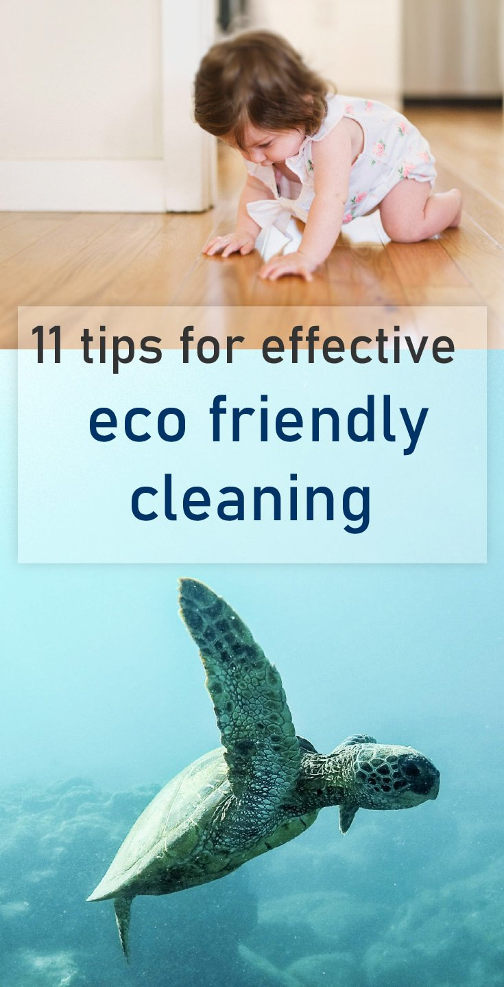 Eco-friendly-cleaning